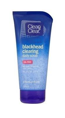 Clean&Clear peeling proti černým tečkám 150 ml