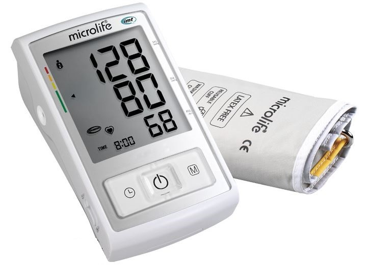 Microlife Tlakoměr BP A3L Comfort PC digit.autom.