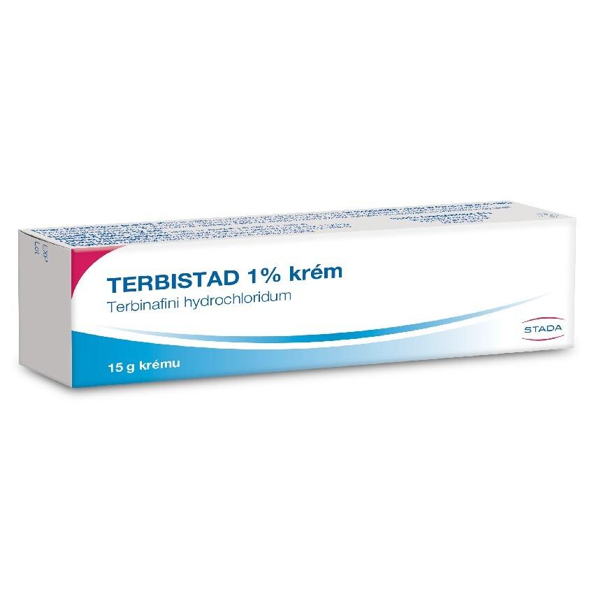 TERBISTAD 10MG/G krém 1X15G