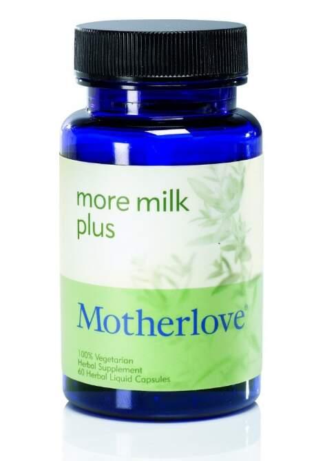 More Milk Plus 60 kapslí