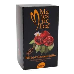 Čaj Majestic Tea Bílý čaj+Granát.jablko 20x1.5g