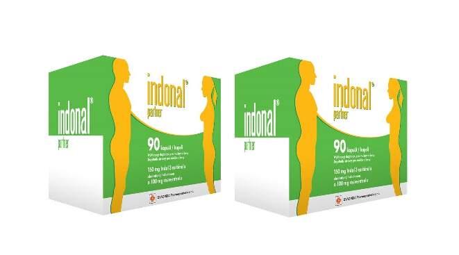 Indonal Partner cps.90 + 90 Partner.bal.