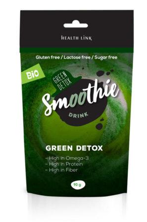 Bio green detox smoothie 90 g