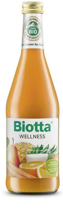 Biotta Wellness Bio 500 ml - II. jakost