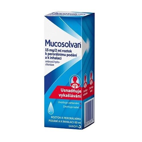 MUCOSOLVAN 7,5MG/ML POR SOL/INH SOL 60ML