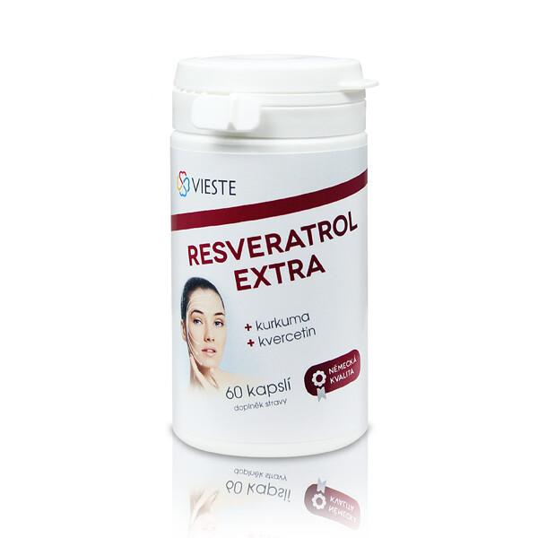 Vieste Resveratrol Extra cps.60