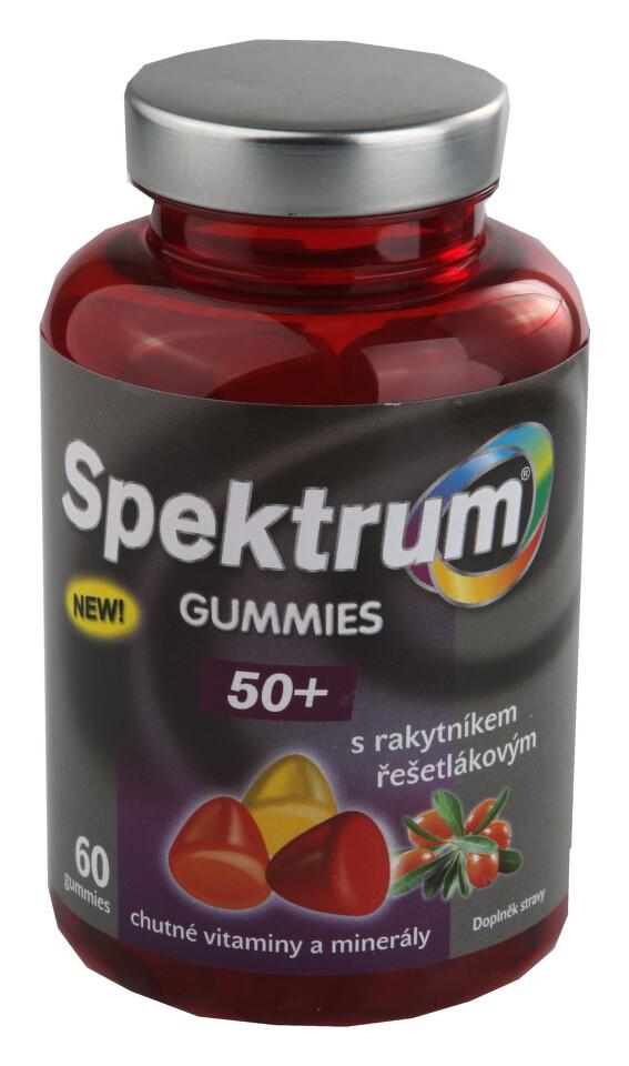 Walmark Spektrum Gummies 50+ s rak.tbl.60