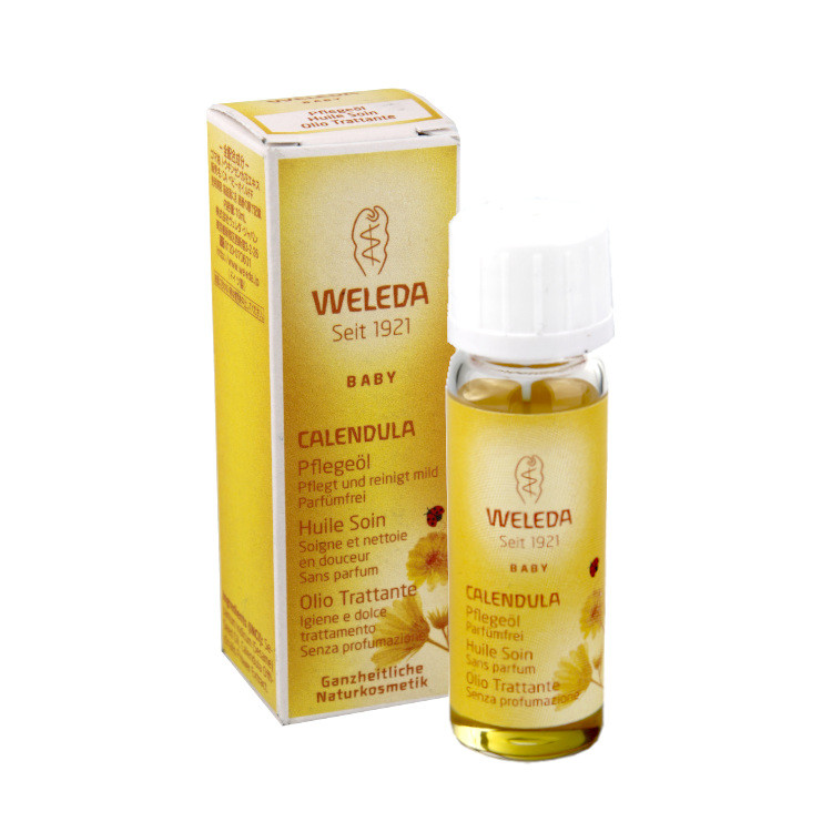 WELEDA Měsíčkový kojenecký olej 10ml
