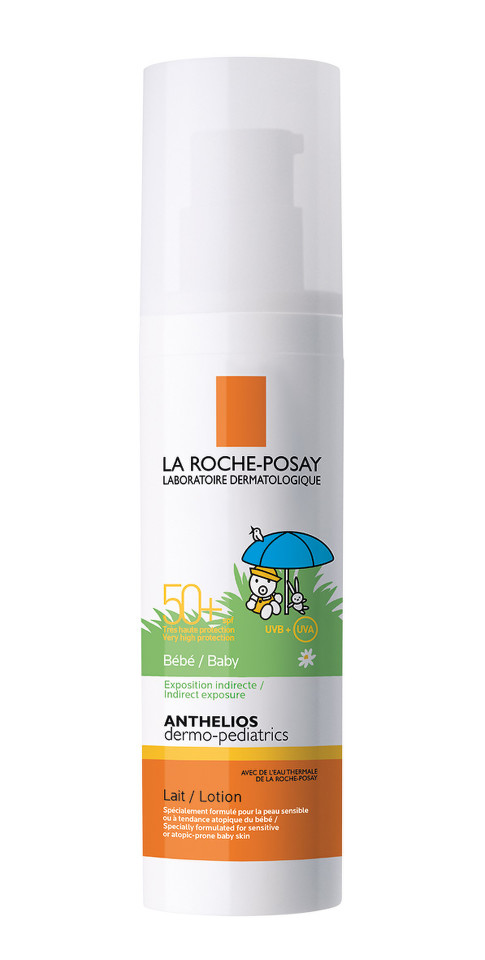 LA ROCHE-POSAY ANTHELIOS DERMO PEDIATRICS BEBE 50 ML