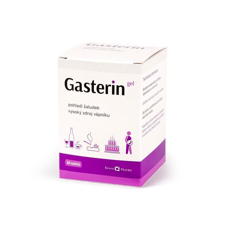 Rosen Gasterin gel 20 sáčků