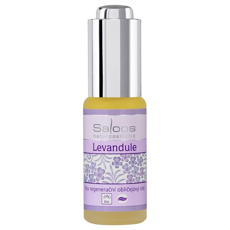Saloos Levandule pleťový olej 20 ml