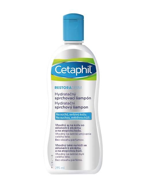 Cetaphil Restoraderm hydrat. sprchový šampon 295ml