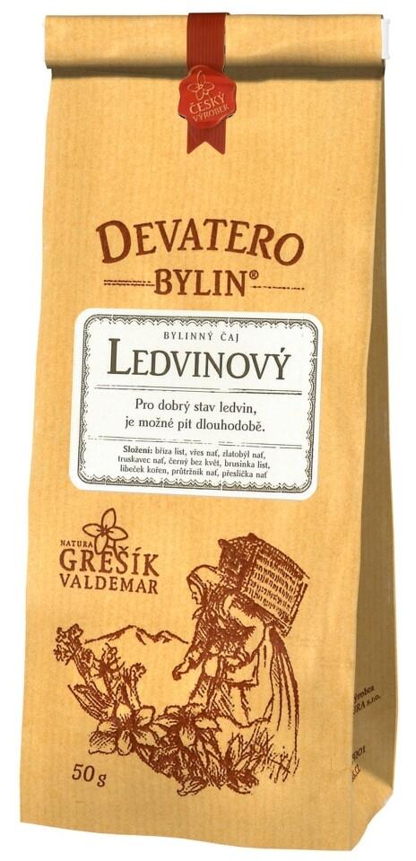 Grešík Ledvinový čaj syp. 50 g Devatero bylin