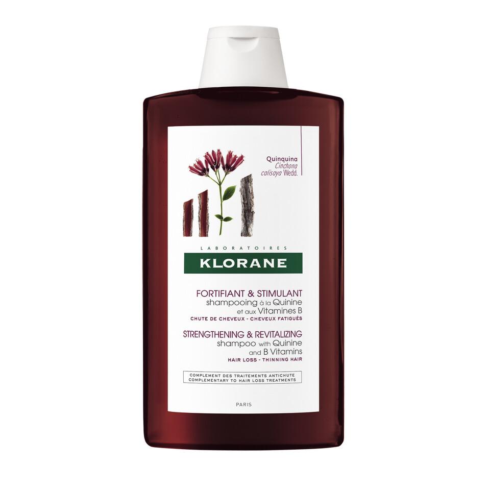 KLORANE Šampon chinin-vypadávání vlasů 400ml