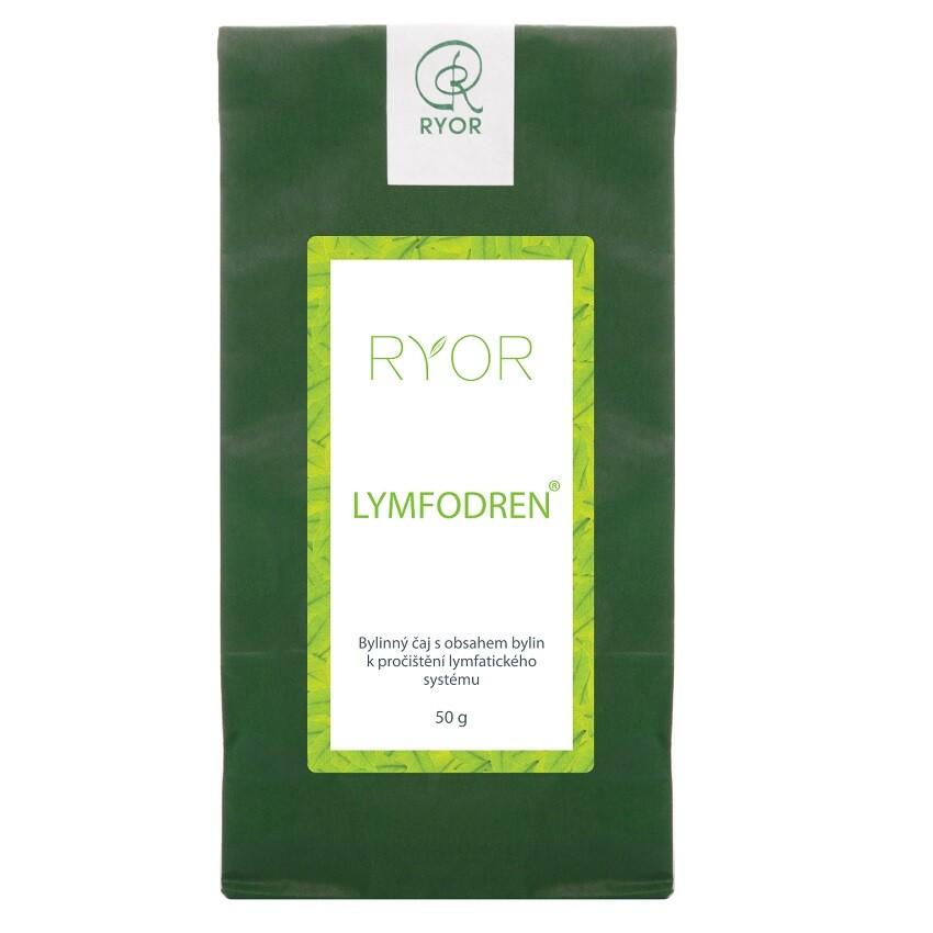 Ryor Čaj Lymfodren bylinný 50 g