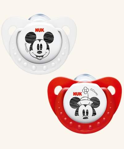 NUK Dudlík DISNEY-Mickey SI V2(6-18m) 735702