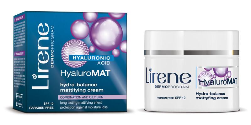Lirene HyaluroMAt matující krém 50ml