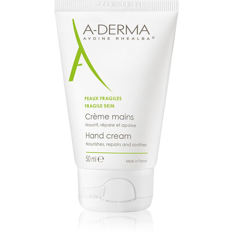 A-DERMA Creme mains 50ml-výživa regen.krém na ruce