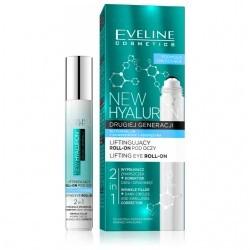 EVELINE BIO Hyaluron 4D cool. Eye gel roll-on 15ml