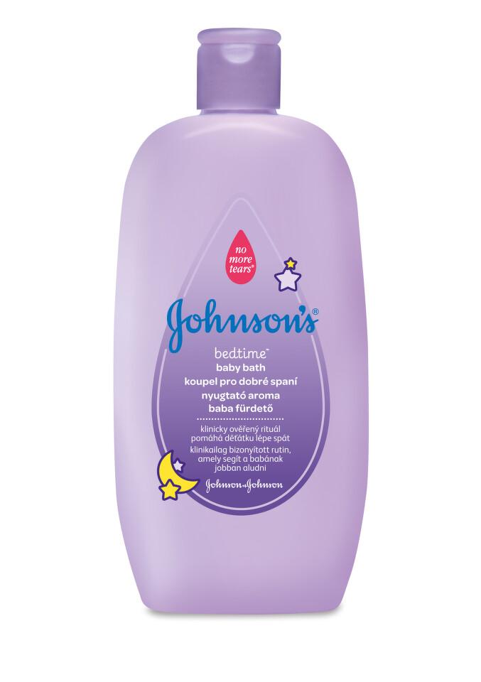 JOHNSONS Baby BEDTIME koupel dobré spaní 500 ml