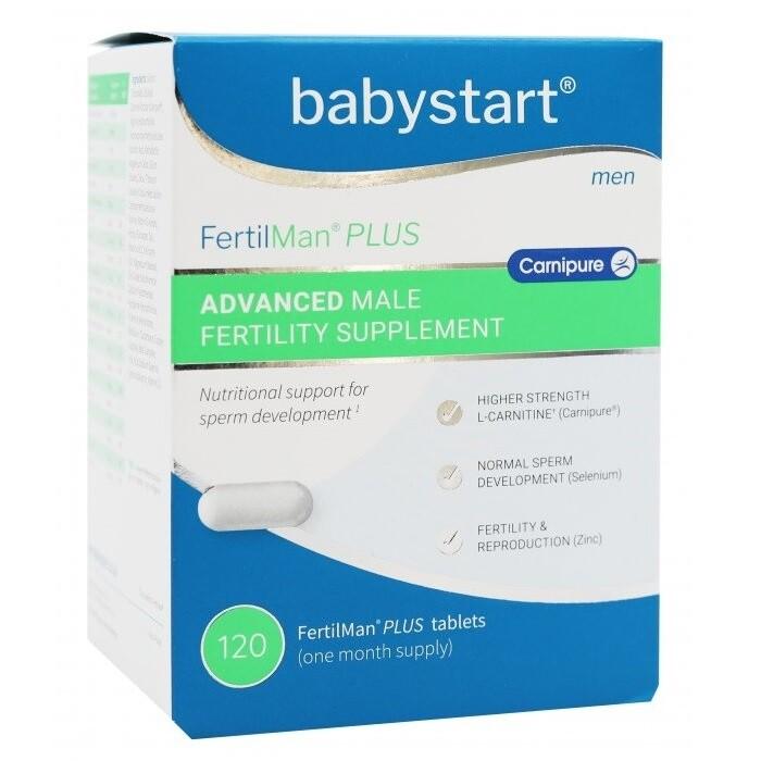 Babystart FertilMan Plus vitam.pro muže cps. 120 - II. jakost