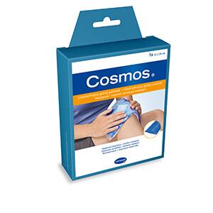 COSMOS chladivý/hřejivý gel.polšt.dospělí 12x29cm
