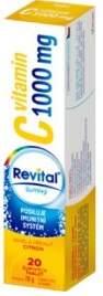 Revital C vitamin 1000mg Citron eff.tbl.20