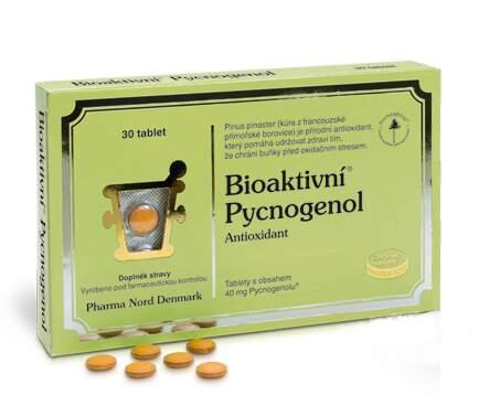 Pharma Nord Bioaktivní Pycnogenol tbl.30