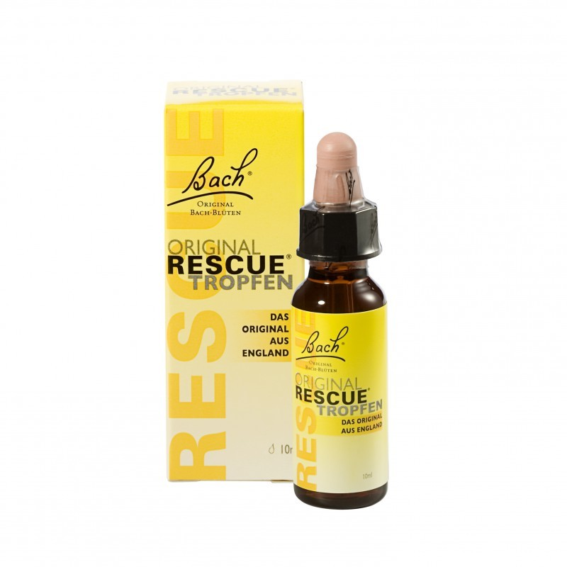RESCUE REMEDY Krizové kapky 10ml