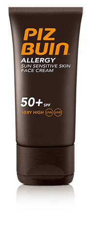 PIZ BUIN NEW SPF50+ Allergy Face Care 50ml