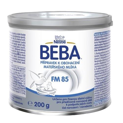 Fotografie BEBA FM 85 200g Nestlé