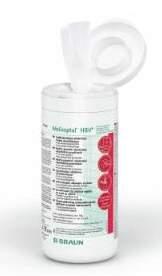 Meliseptol HBV ubrousky v dóze 100ks
