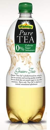 Pfanner Pure tea zelený čaj 1l