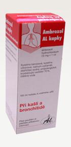 AMBROXOL AL KAPKY 7,5MG/ML perorální GTT SOL 100ML