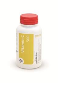 Vitamín C 500 tbl.100 Fagron