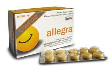 Woykoff Allegra Comfort 90 tablet