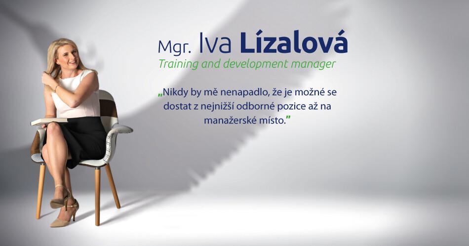 MGR. IVA LÍZALOVÁ