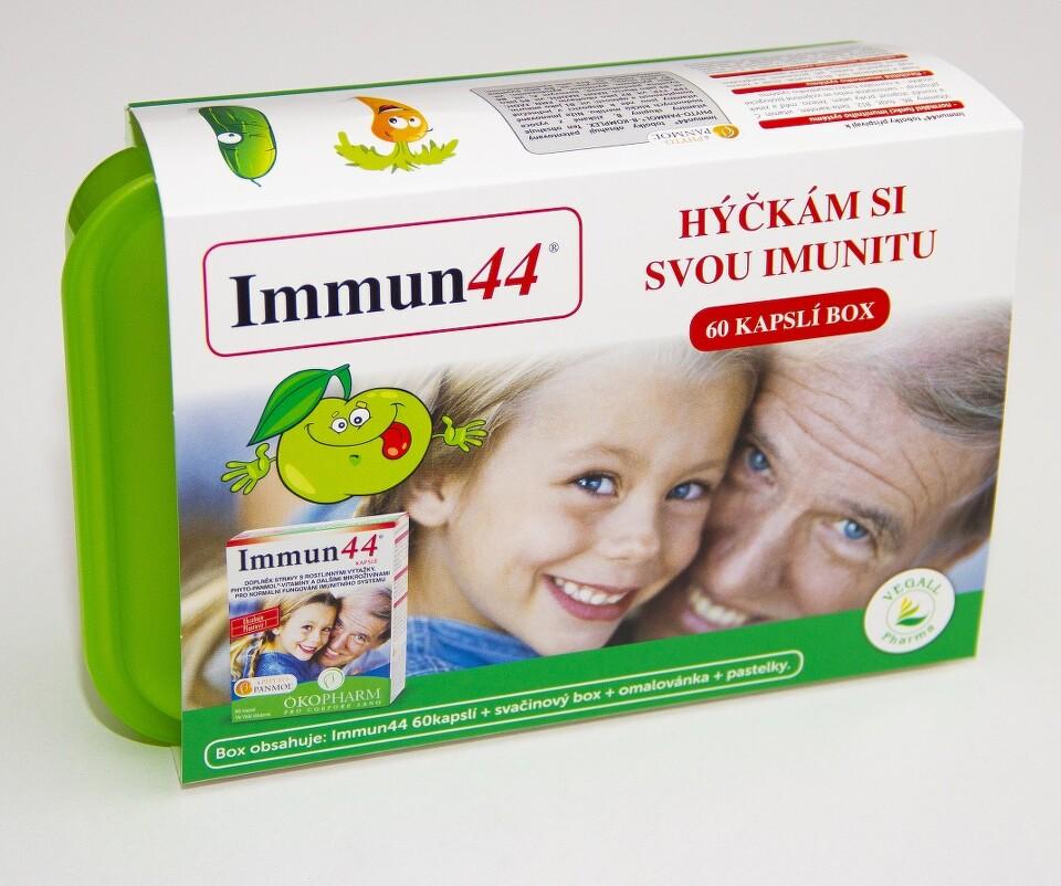 Immun44 BOX - 60 kapslí