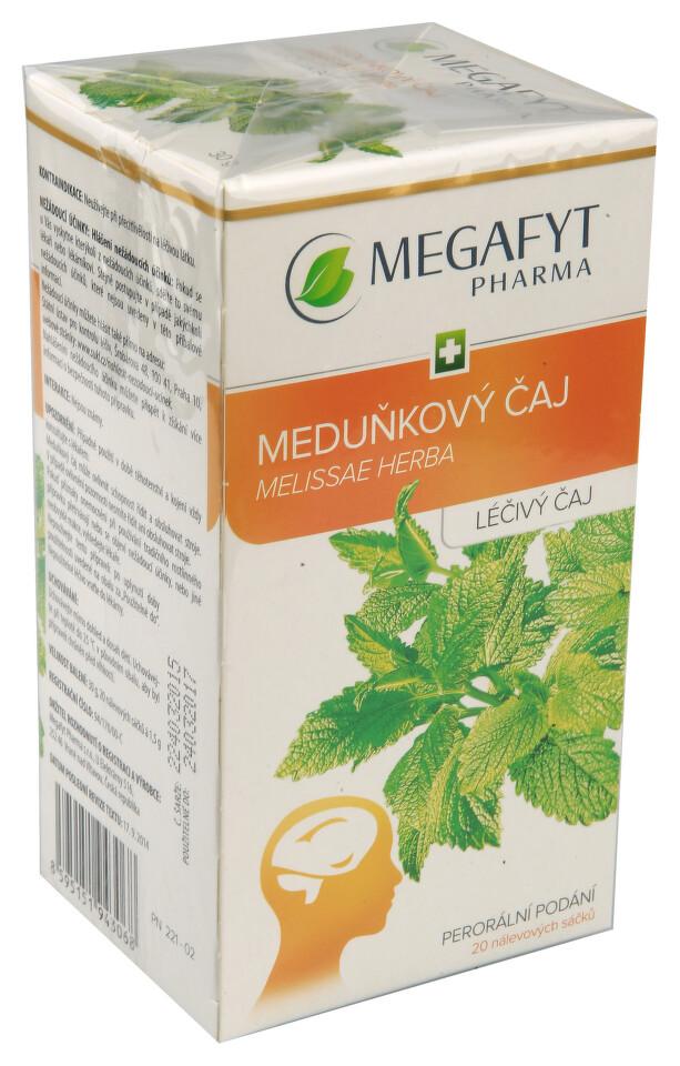 Megafyt Meduňkový čaj por.spc.20 x 15 g