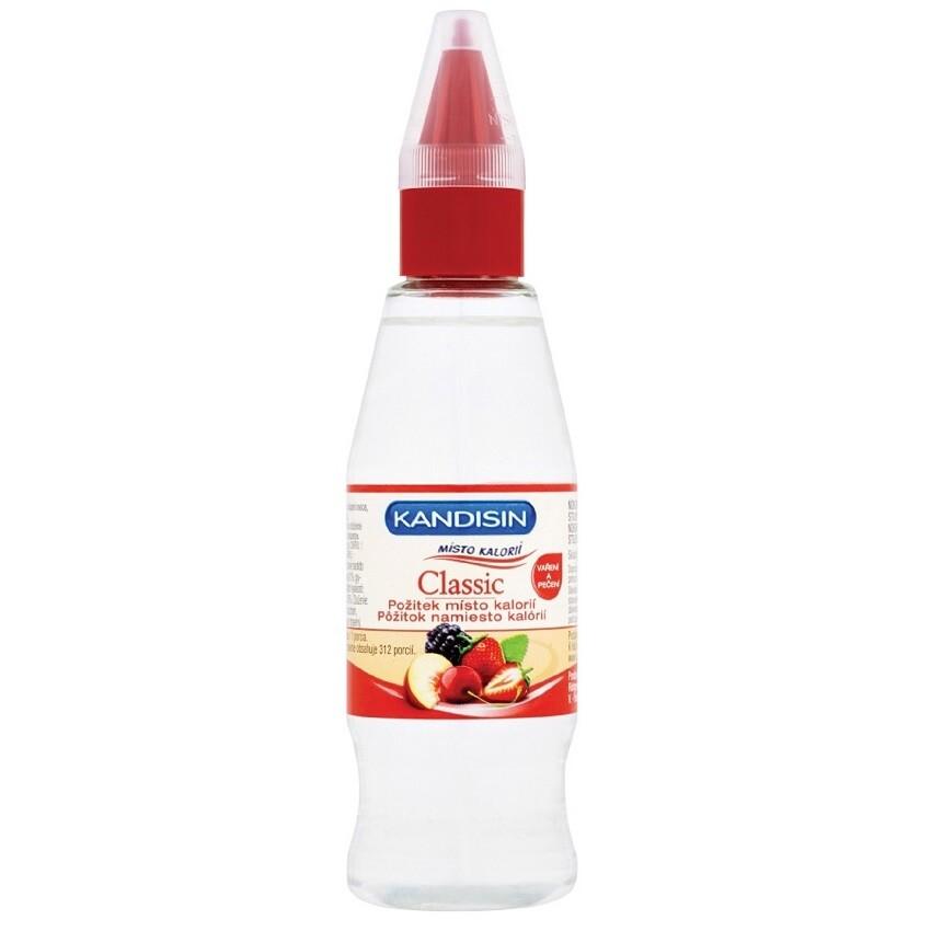 Kandisin umělé sladidlo tekuté 125ml