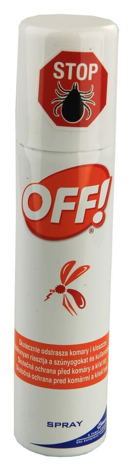 OFF! Protect sprej 100ml