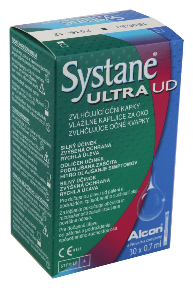 Alcon Systane UltraUD zvlhč. oční kapky 30 x 0,7 ml