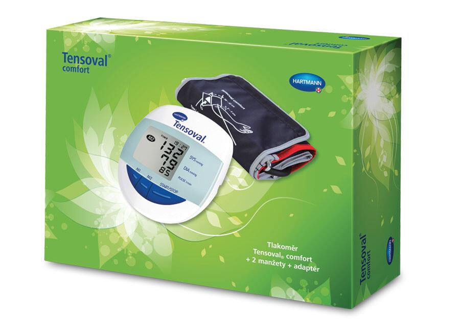Tonometr digi.TENSOVAL Comfort Dárkové balení