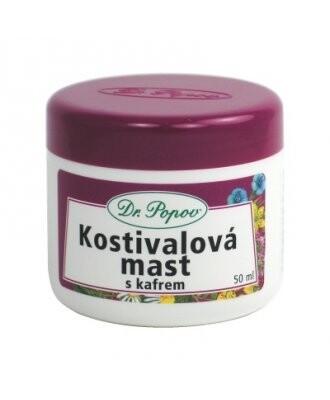 Dr.Popov Kostivalová mast s kafrem 50ml