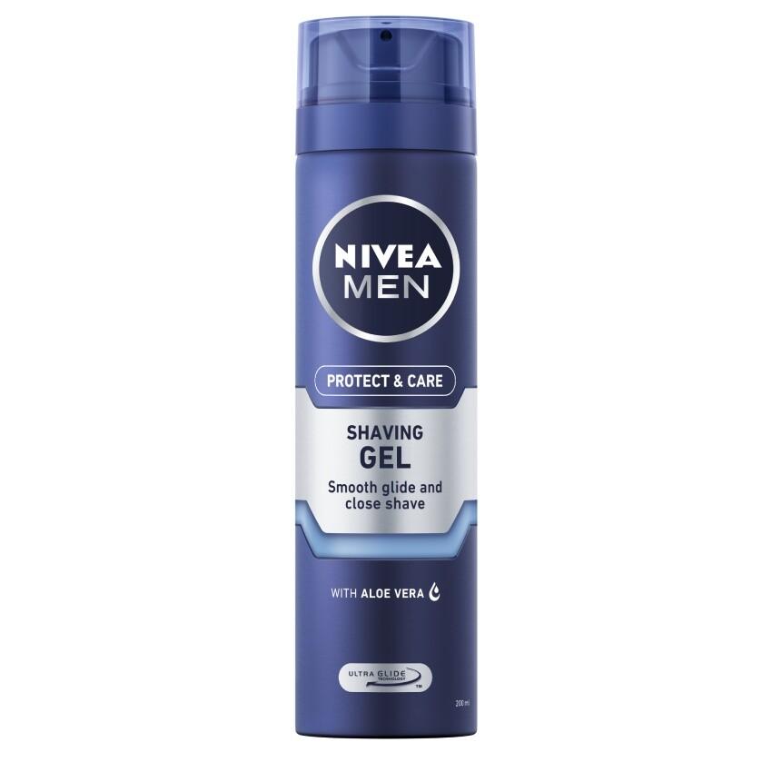 NIVEA FOR MEN hol.gel Original Mild 200ml č.81760