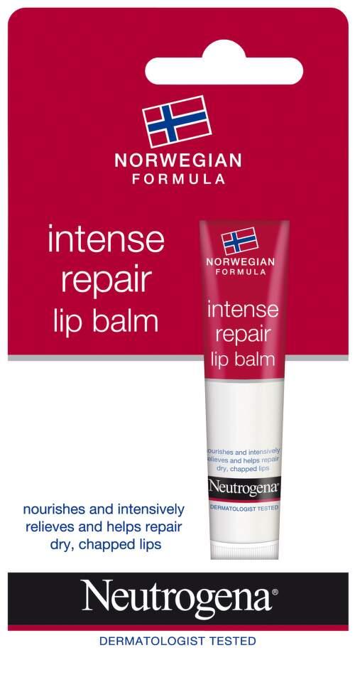 NEUTROGENA® Norská receptura Intenzivní regenerační balzám na rty 15 ml/blistr