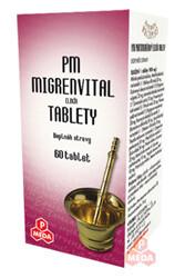 PM MigrenVital elixír tbl. 60