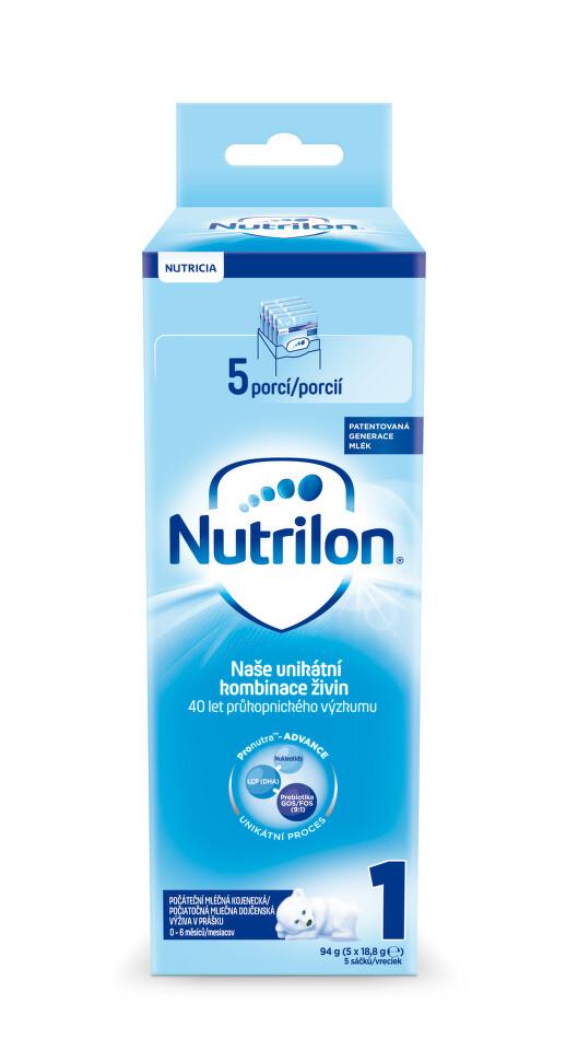 Nutrilon 1 Pronutra 5x18.3g
