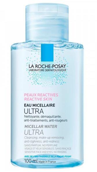 LA ROCHE-POSAY Micellar reactive voda 100 ml