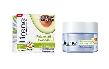 Lirene H&V krém Avokádový olej den /noc 50ml